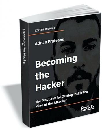 "Descargar ""Becoming The Hacker"" GRATIS (por un valor de $ 32) Conviértete en el hacker ebook gratis 2"