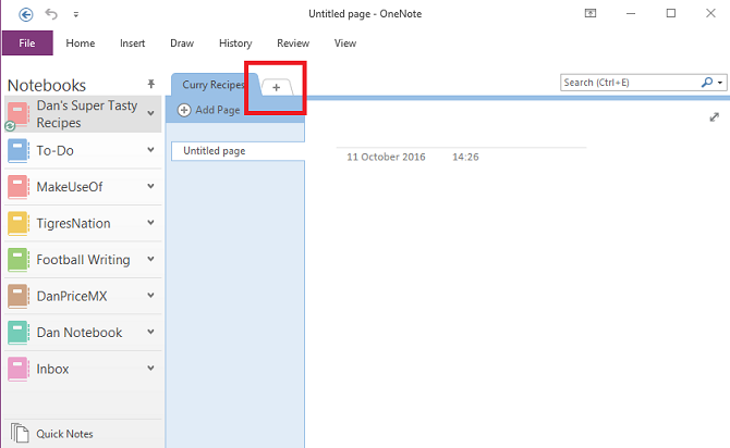 onenote-new-section